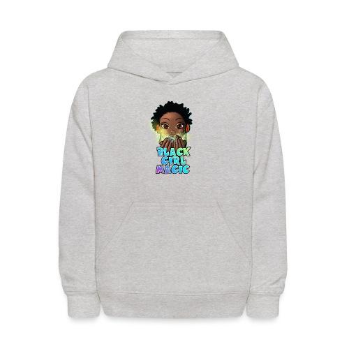 Black Girl Magic - Kids' Hoodie