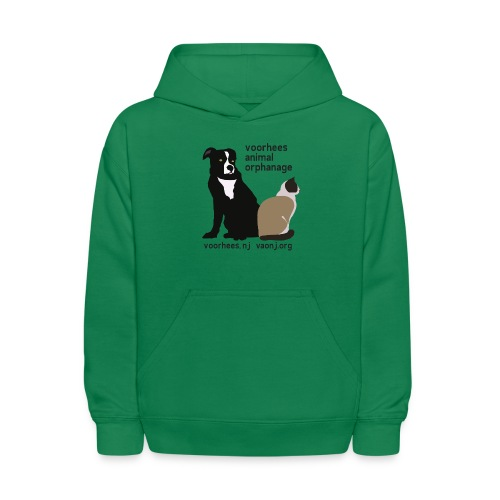 Dog and Cat - Kids' Hoodie