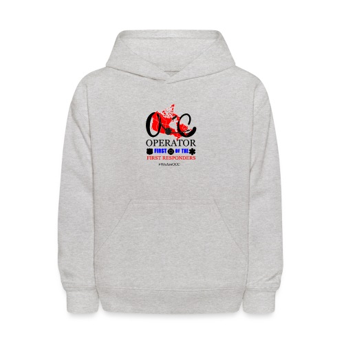 We Are OCC Plus Size - Kids' Hoodie