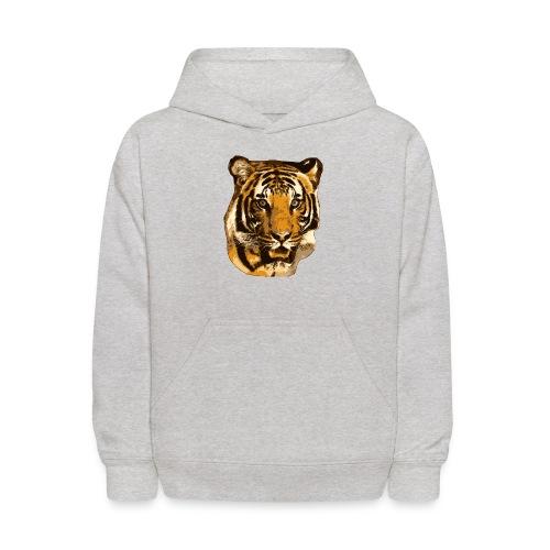 Tiger - Kids' Hoodie