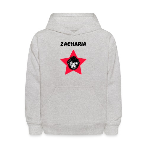 transparaent background Zacharia - Kids' Hoodie
