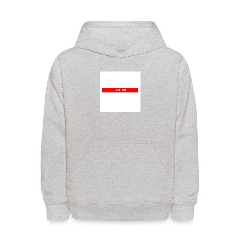 Failure Merch - Kids' Hoodie