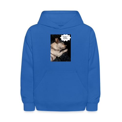 Dreaming of squirrel - Kids' Hoodie