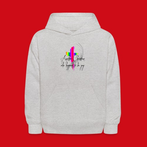 Another Gay Christian - Kids' Hoodie