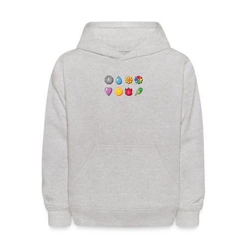 badges - Kids' Hoodie