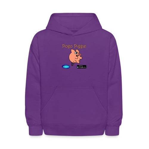 Pogo Piggle - Kids' Hoodie