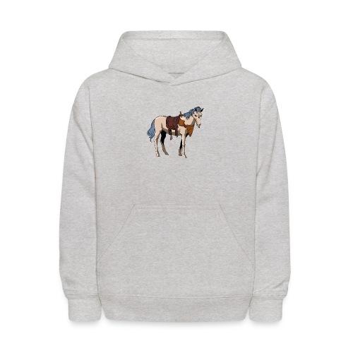 Useless the Horse png - Kids' Hoodie