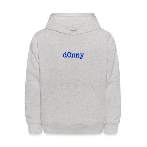 d0nny - Kids' Hoodie