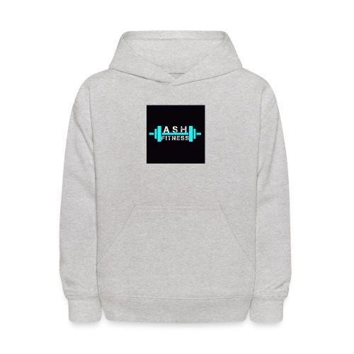 ASH FITNESS ACCESSORIES - Kids' Hoodie