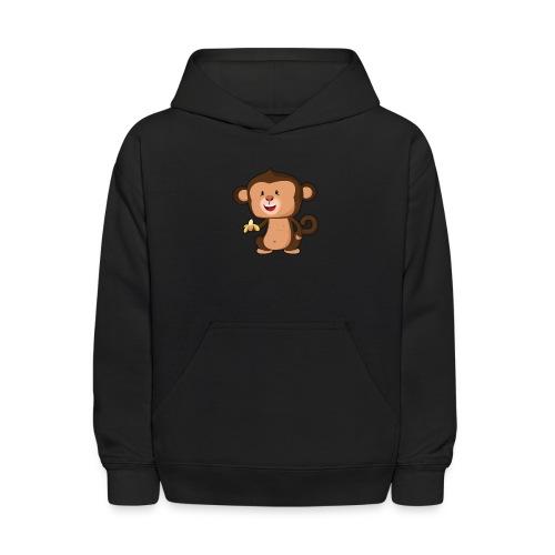 Baby Monkey - Kids' Hoodie