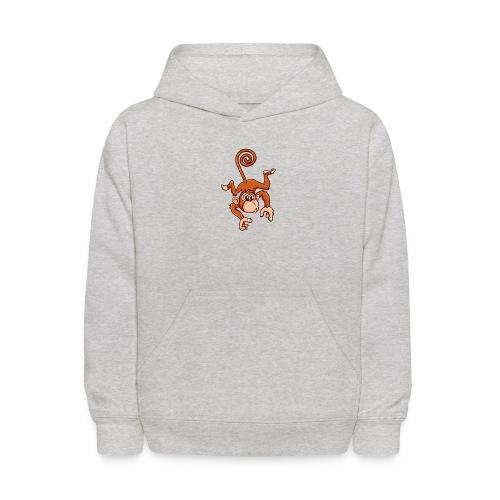 Cheeky Monkey - Kids' Hoodie
