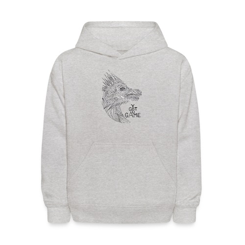 "Dragon ""you got game"" - Kids' Hoodie"