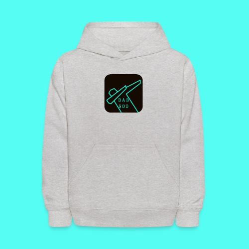 Dab God - the original - Kids' Hoodie