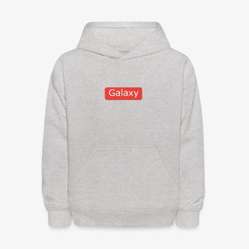 Galaxy's new sub merch - Kids' Hoodie