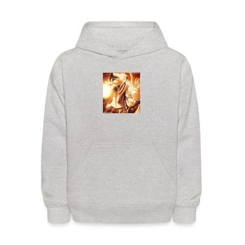 kyuubi mode by agito lind d5cacfc - Kids' Hoodie