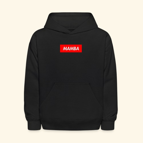 Supreme Mamba - Kids' Hoodie