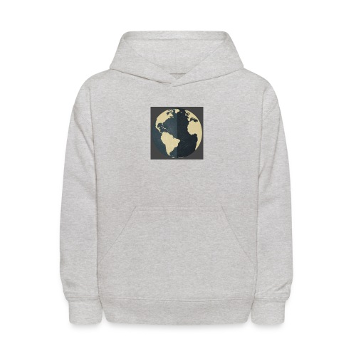 The world as one - Kids' Hoodie