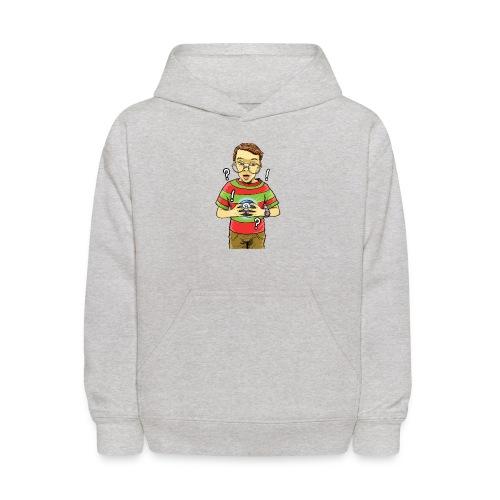 Waldo - Kids' Hoodie