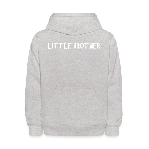 Little Brother - Kids' Hoodie