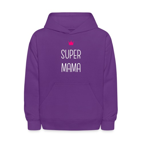 Super Mama - Kids' Hoodie