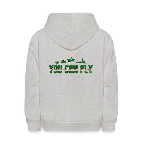 youcanfly3 - Kids' Hoodie