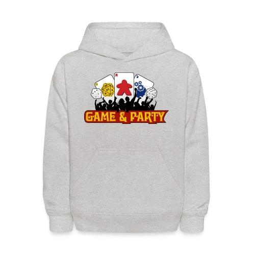 Logo - Kids' Hoodie
