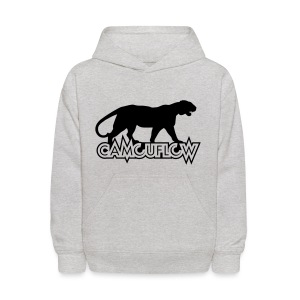 Camouflow Panther Logo - Kids' Hoodie