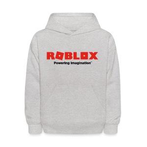 2017 ROBLOX logo - Kids' Hoodie