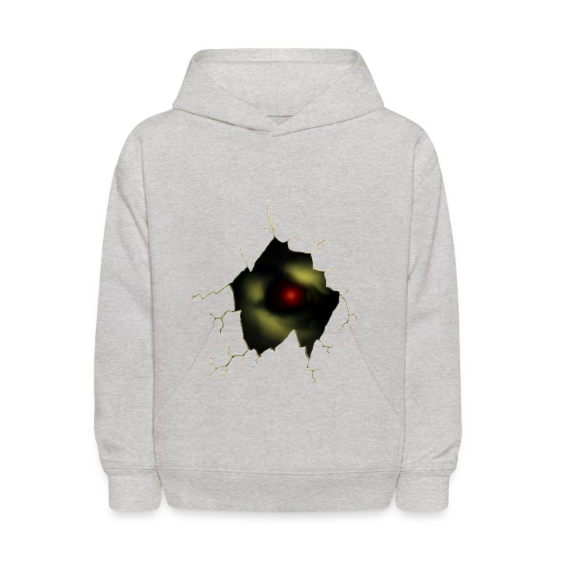 Broken Egg Dragon Eye - Kids' Hoodie