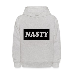 NASTY logo - Kids' Hoodie