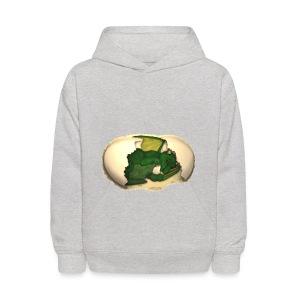 The Emerald Dragon of Nital - Kids' Hoodie
