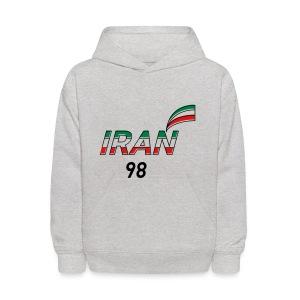 Iran's France 98 20th Anniversary Tee - Kids' Hoodie