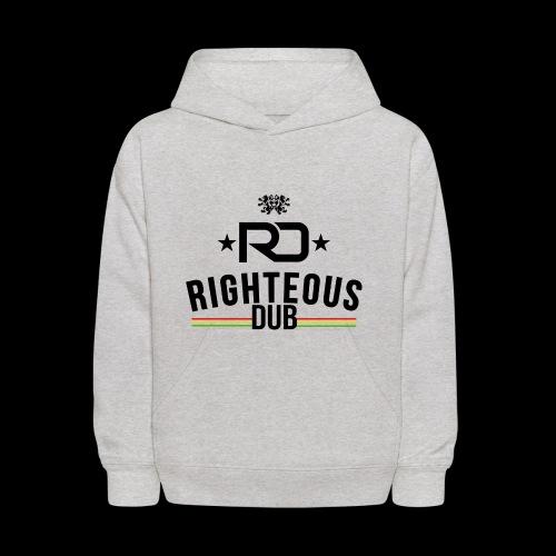 Righteous Dub Logo - Kids' Hoodie