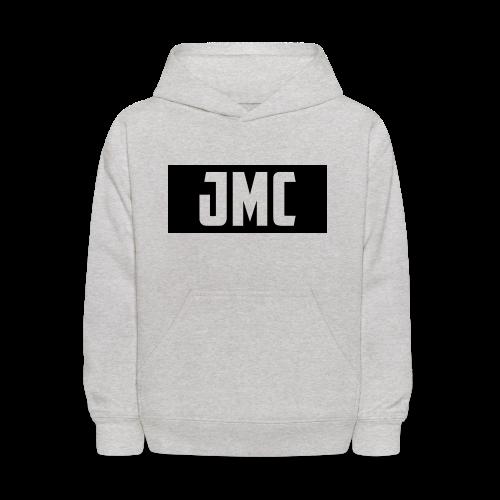 JMC's Black Logo - Kids' Hoodie