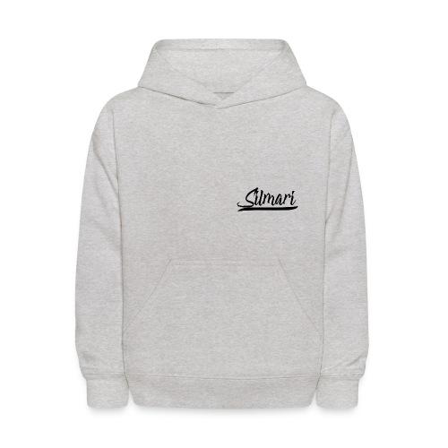 Silmari Signature Logo - Kids' Hoodie