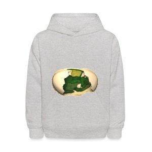 The Emerald Dragon of Nital - Kids' Hoodie