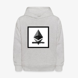 Future Ethereum Mining Pro - Kids' Hoodie