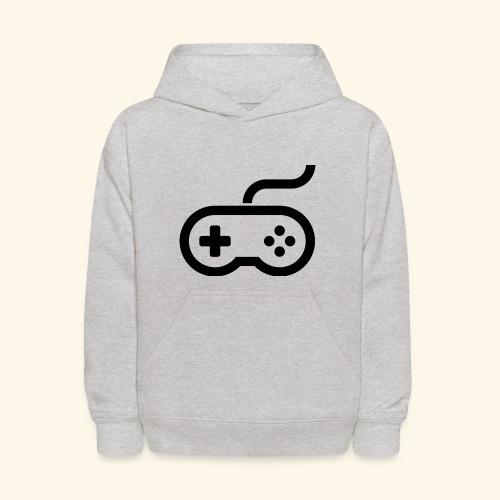 Video Game Controller - Kids' Hoodie