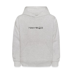 Man of Water Main Logo - Kids' Hoodie