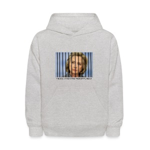 eLECTION_RESULTS - Kids' Hoodie