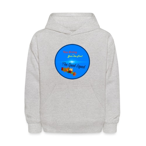 The Quad Squad Fall - Kids' Hoodie