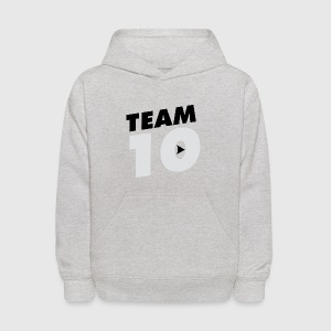 TEAM 10 TEN YouTube - Kids' Hoodie