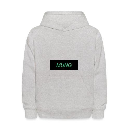 Mung - Kids' Hoodie