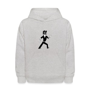 The Famous Mr Warrior - Kids' Hoodie