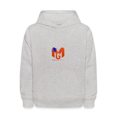 MaddenGamers MG Logo - Kids' Hoodie
