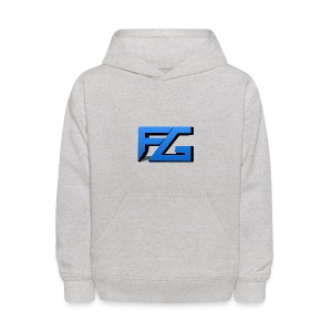 Freeze Gaming Logo - Kids' Hoodie
