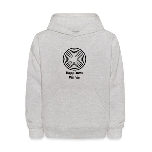 Happiness Within - Kids' Hoodie