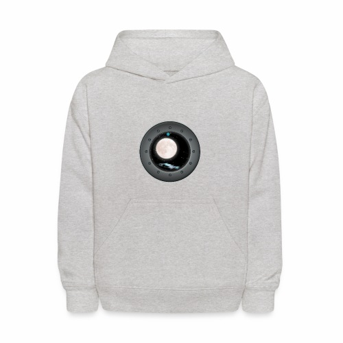 Space Window - Kids' Hoodie