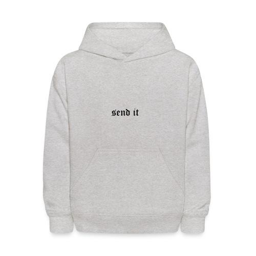 Send it merchandise v2 - Kids' Hoodie