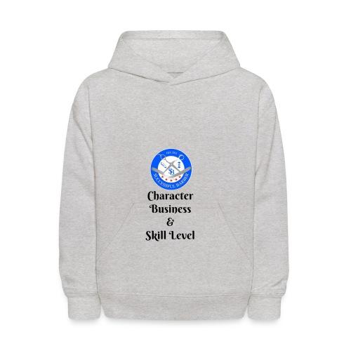 SB Seal Design - Kids' Hoodie